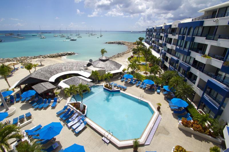 Royal Palm Beach Resort - Saint Marteen, holiday rental in Bellevue