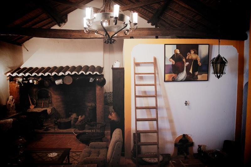 Adega típica restaurada: Espaço de estar + espaço de jantar