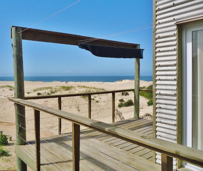 La Amistad Cottages #5 Deck
