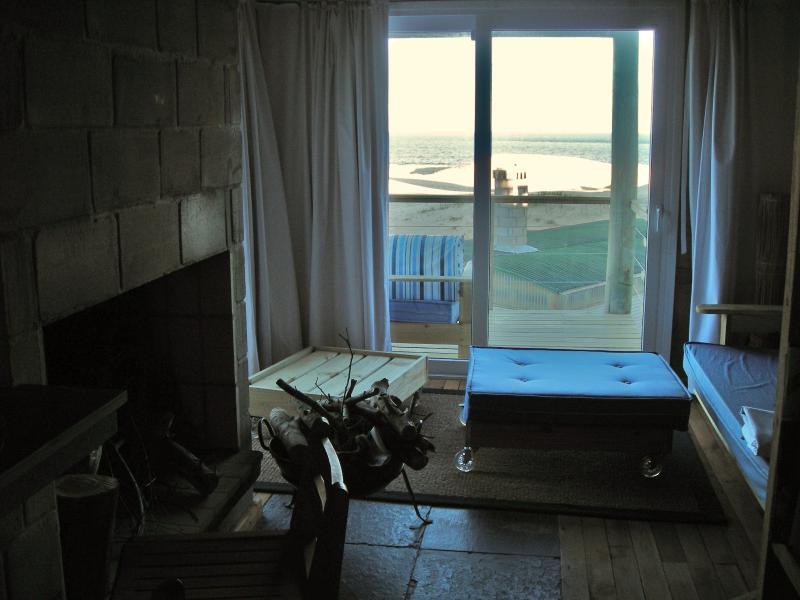La Amistad Cottages #5 Living Room