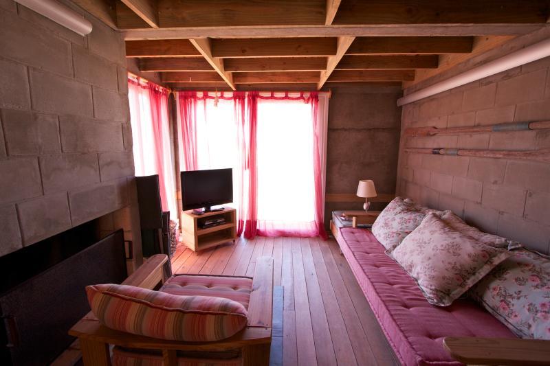 La Amistad Cottages #3 Living Room