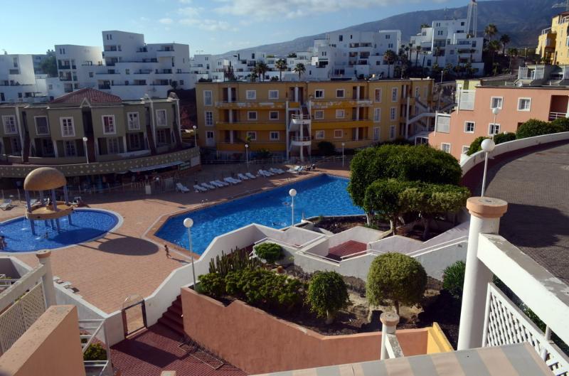411-Remarkable 1-bedrm apartment in  Las Americas, holiday rental in Costa Adeje