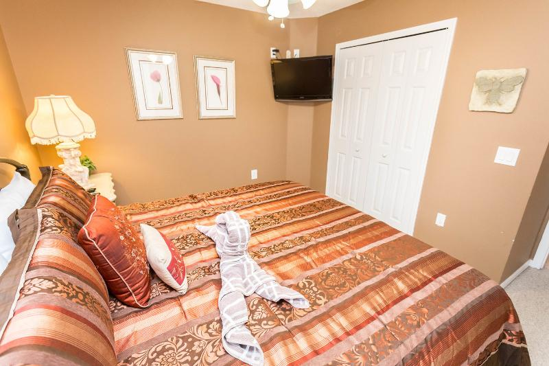 Koning Master Suite (2e verdieping)