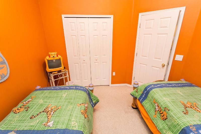 Winnie the Pooh Twin Bedroom (1e verdieping)