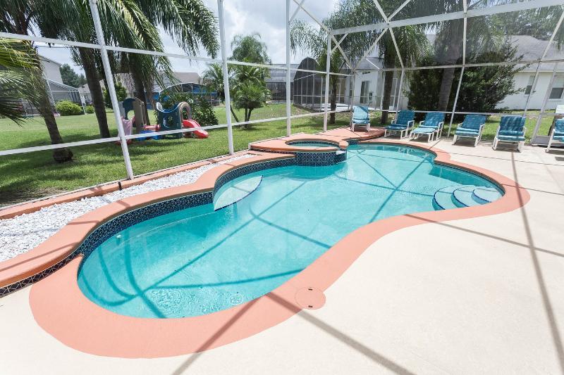 Zwembad / patio