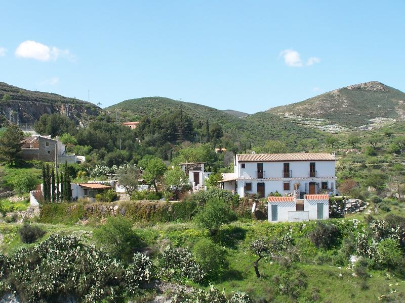 Andalucian Cortijo