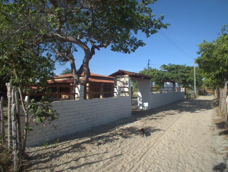 Casa Lagoa do Paraíso  Caiçara / Jeri / Preá, location de vacances à Caicara