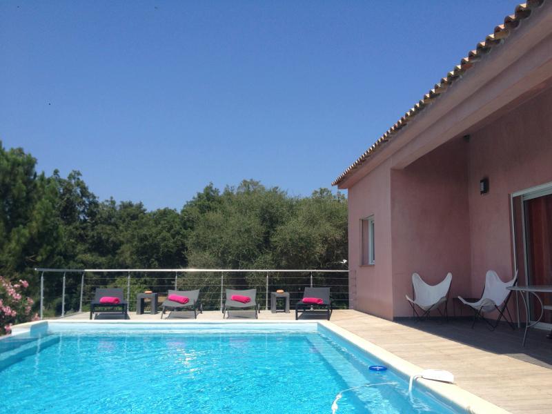 House Puglia - Sur la route de Palombaggia