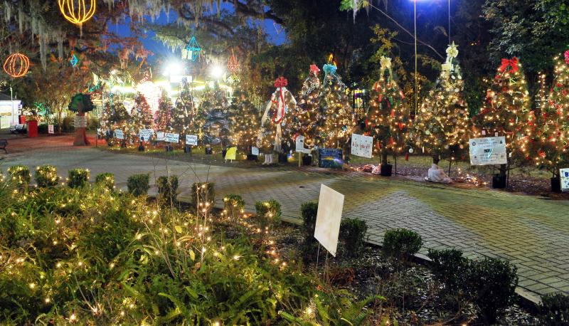 City Park hosts Celebration in the Oaks, a spectacular holiday lights festival for all to enjoy