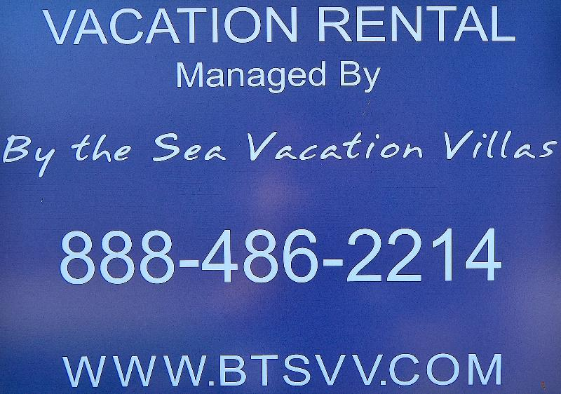 Please Feel Free To Contact Our Friendly & Knowledgeable Staff at By The Sea Vacation Villas...