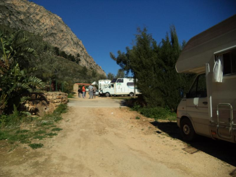 Campeggio Olimpo Santa Flavia, holiday rental in Aspra