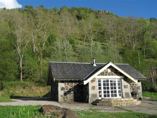 The Boat House, vacation rental in Morvern