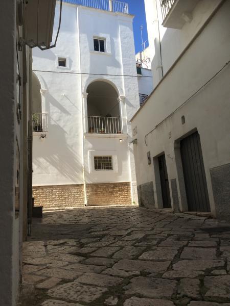DIMORA TILDE, holiday rental in Scamardella