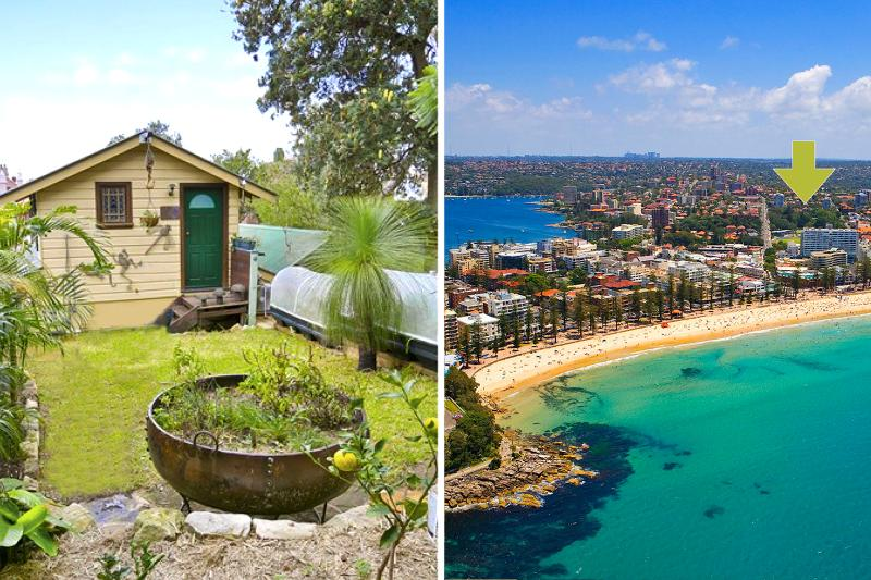 Beautiful Garden Cabin 500m to Manly Beach