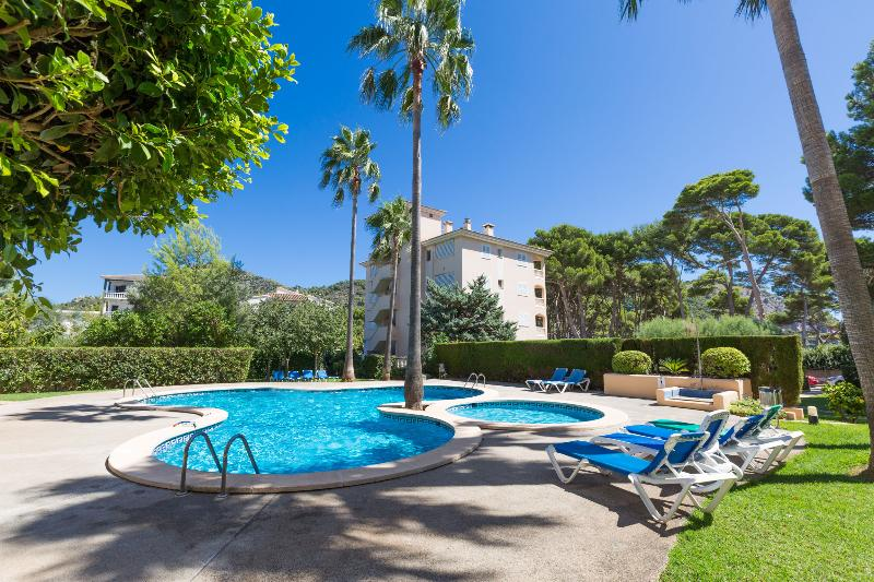 OROS DE NUREDUNA - Apartment for 4 people in Canyamel - Capdepera, holiday rental in Costa De Los Pinos