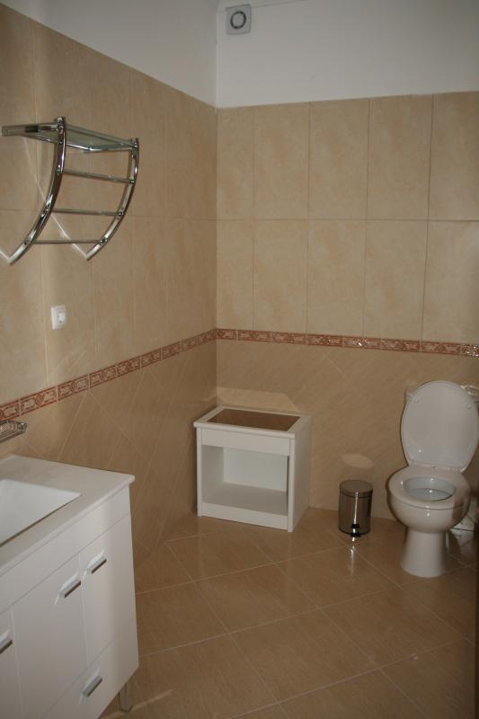 WC al piano terra