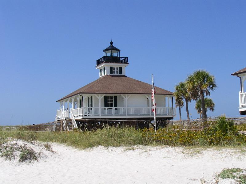 Boca Grande Light house, great place to visit