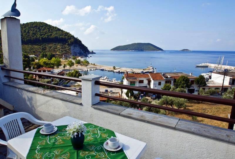 Maisonette Sea View, vakantiewoning in Panormos