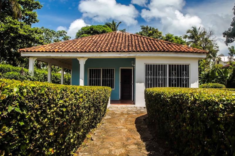 Maison au coeur de la ville de Las Galeras