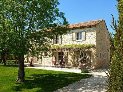 stone house Aix-en-Provence