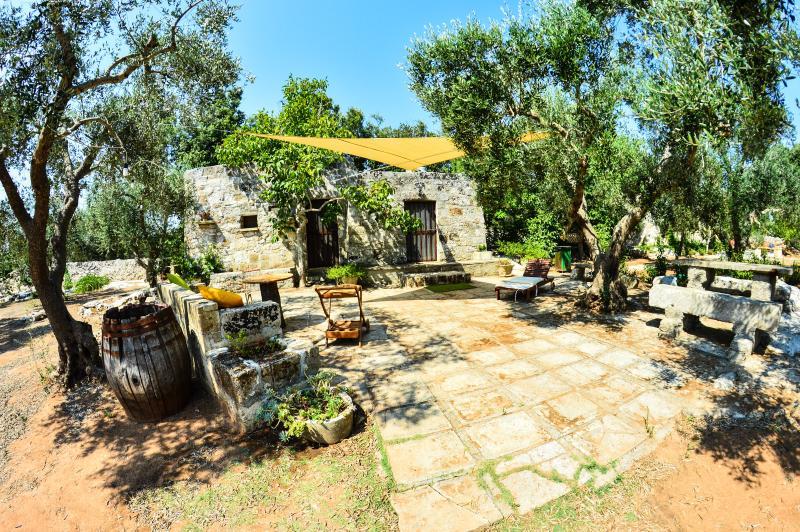 Pajare (Trulli) salentine, location de vacances à Otranto