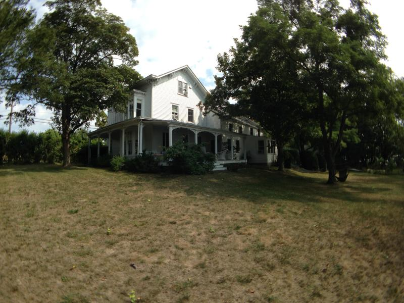 Historic whaling captains home, walking distance from the village of Sag Harbor
