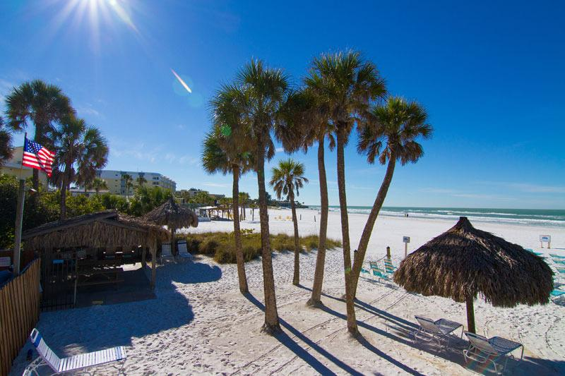 Your Private Slice of World Famous Crescent Beach and it's Pure White Sand