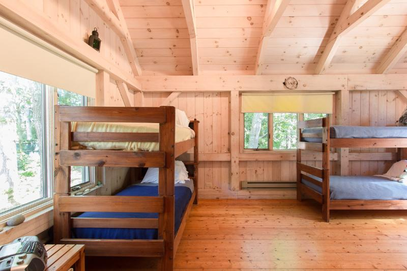 1st Level kids bunk room