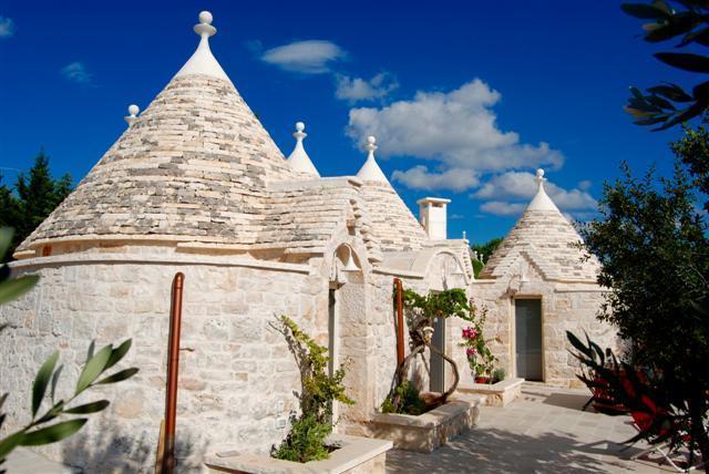 trulli spinosa, location de vacances à Cisternino