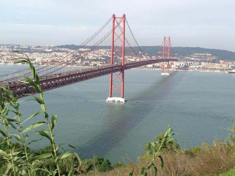 This is Lisbon, not San Francisco...