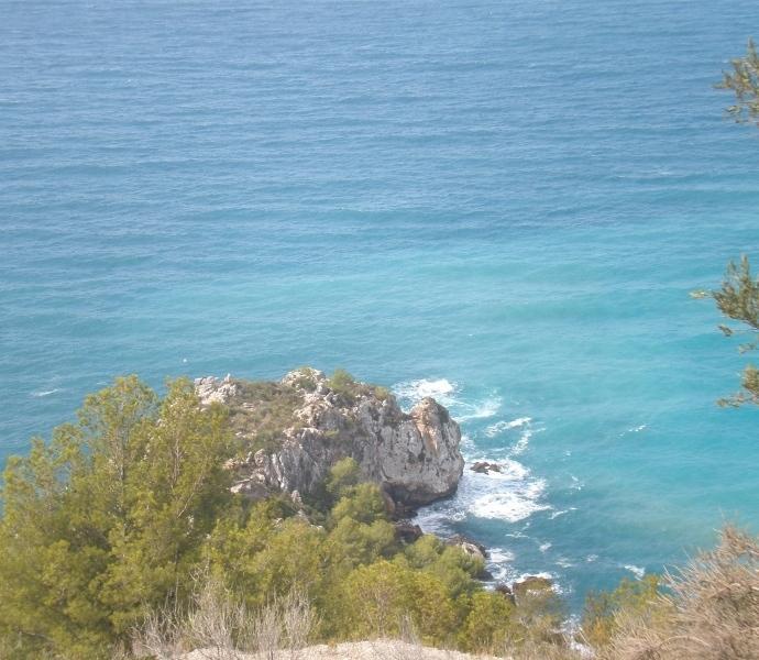 Entorno: Paraje natural Acantilados de Maro y Cerro Gordo