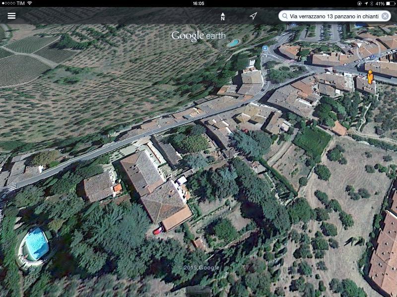 I Casaloni aerial view