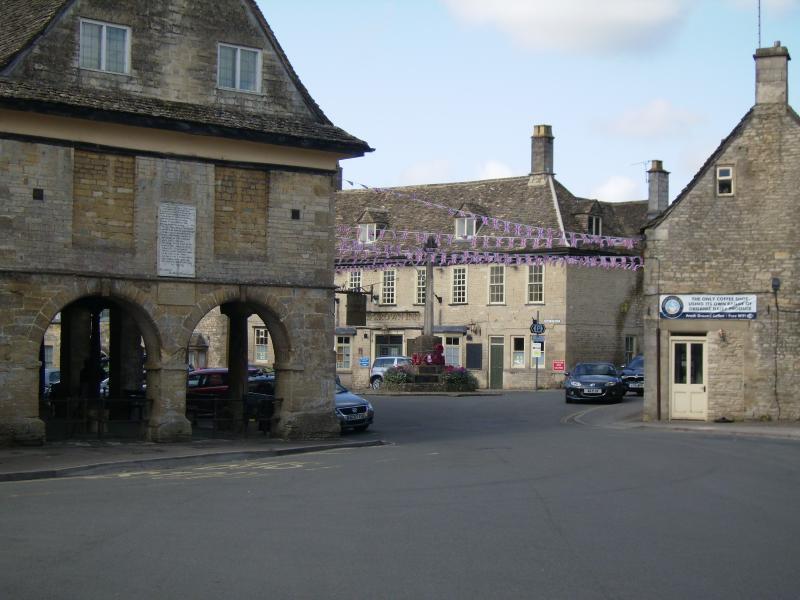 Visit historic Minchinhampton