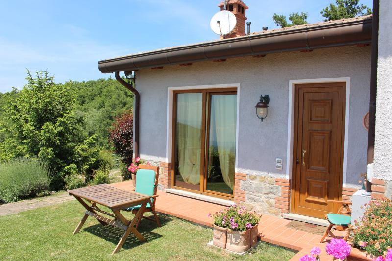 la finestra sul lago, vacation rental in Lisciano Niccone