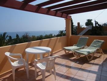 Claravista 1 - 3 bedroom Villa 100 metres from Mojacar Playa, holiday rental in Mojacar