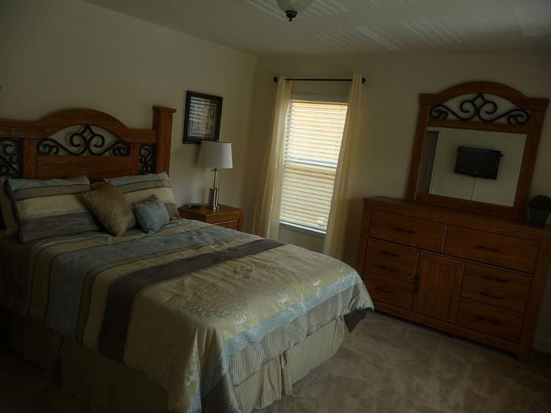 King Size Bedroom 3 with en suite.