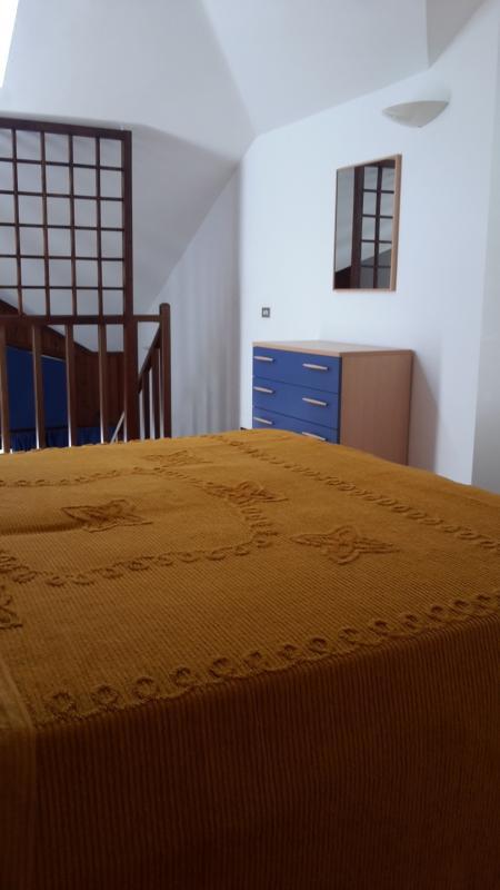 camera da letto superiore