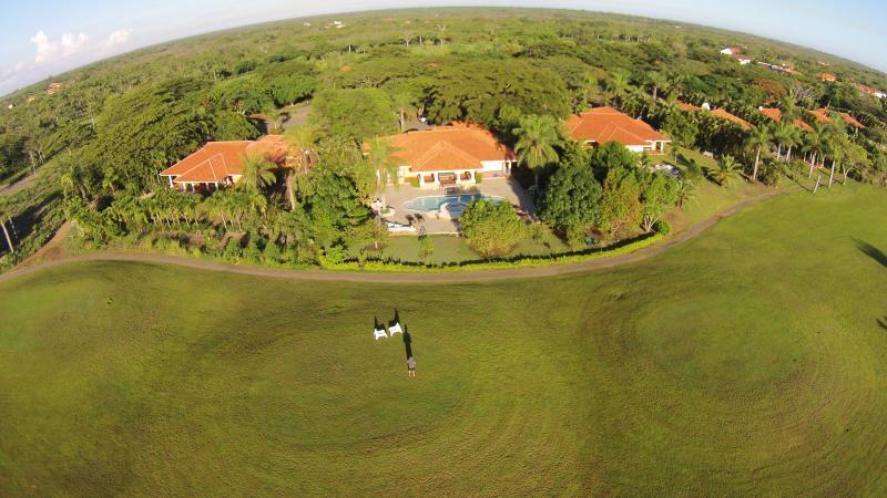 Air View of surroundings