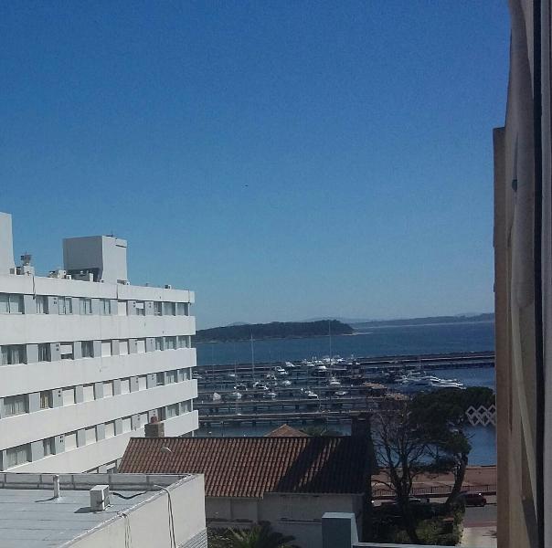 Vista Lateral desde living a puerto, gorriti  ( masa)