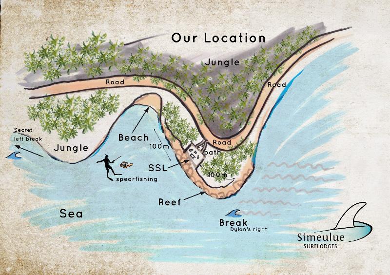 Simeulue-Surflodges