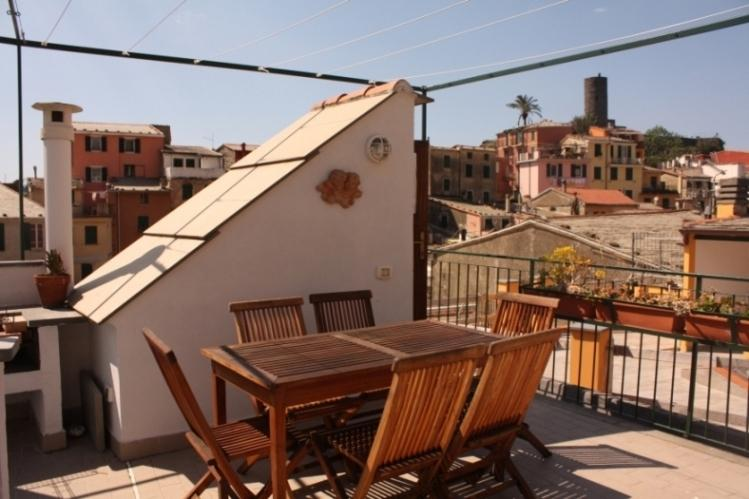 liveable terrace and panoramic