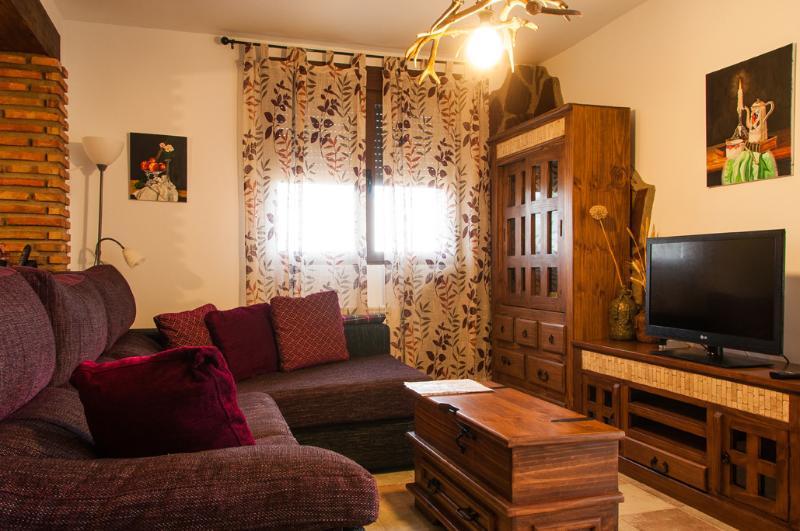 Casa Rural La Dueña A, vacation rental in Orea