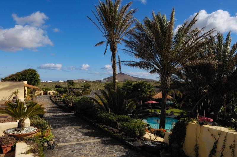 Studio Rural Villa, holiday rental in Tiagua