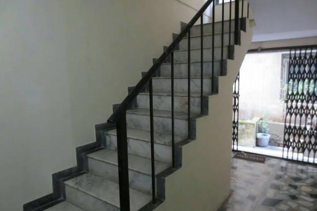 Stairs to the Apartment on the 1st floor
