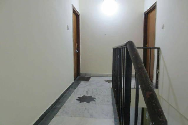 Main entrance to the apartment