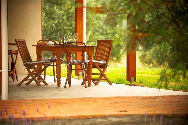veranda porta della cantina