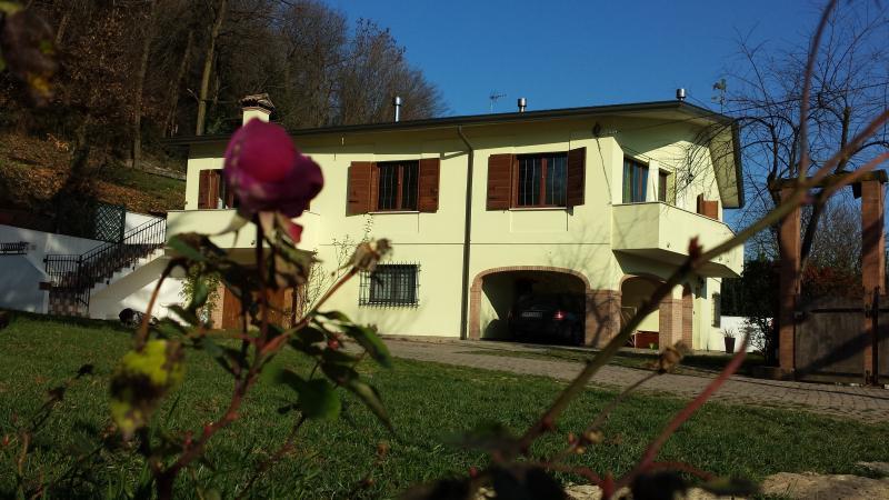 Villa Strepitosa, vakantiewoning in Vo