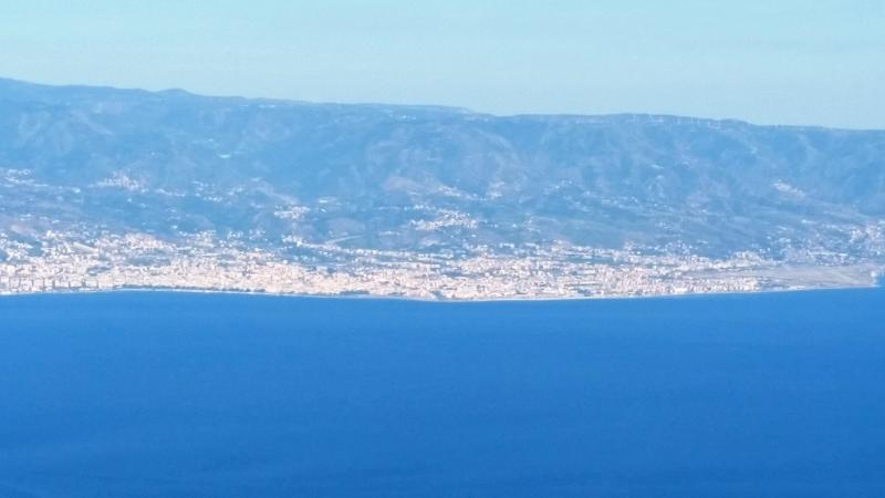 Panoramica Reggio Calabria