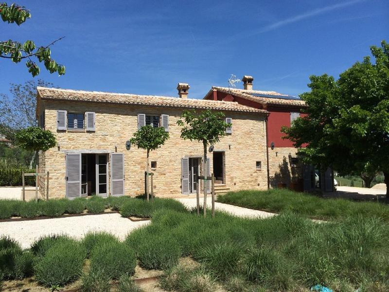 Casa pietrone apartment in the vineyards