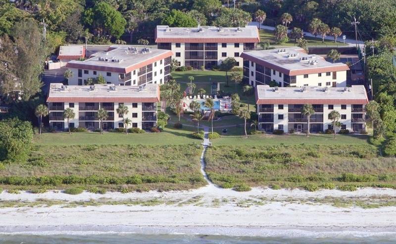 Sandalfoot Aerial View
